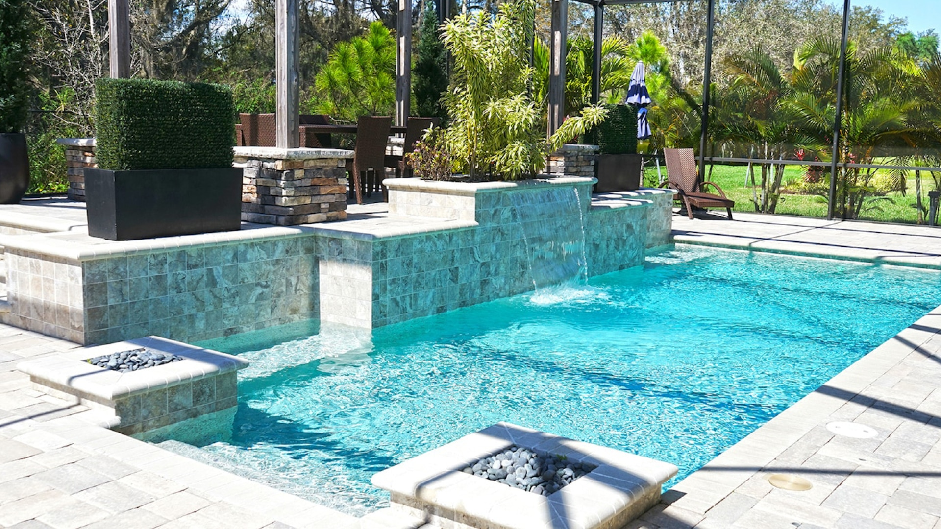 Pool Builder in Tampa, FL